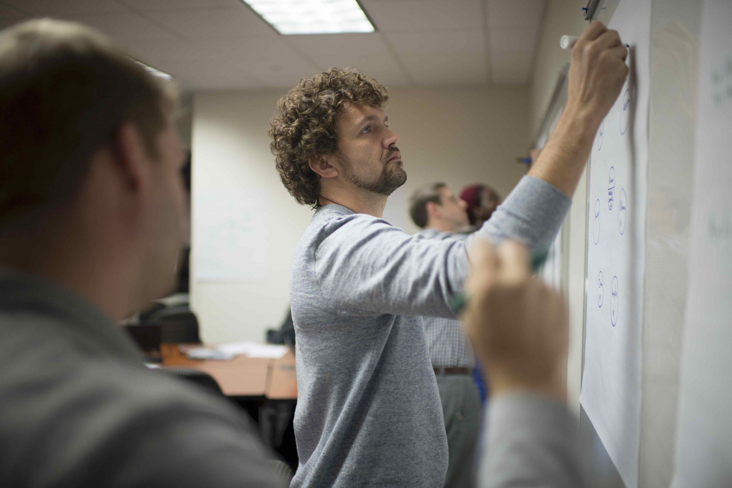 Bethel University M.A. in Strategic Leadership